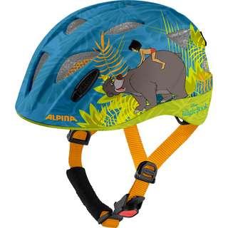 ALPINA XIMO DISNEY Jungle Book gloss Fahrradhelm Kinder jungle book gloss