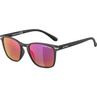 ALPINA YEFE Sportbrille grey transparent matt