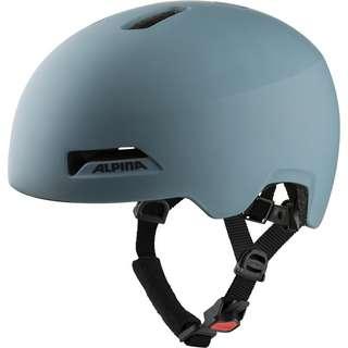ALPINA HAARLEM Fahrradhelm dirt-blue matt