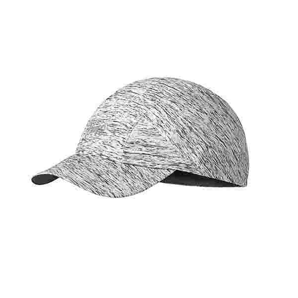 BUFF Pro Run Cap Damen silver grey