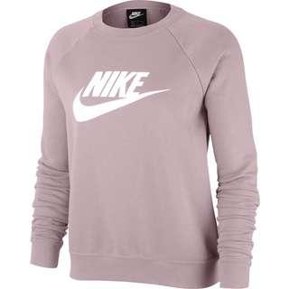 Nike NSW ESSENTIAL Sweatshirt Damen CHAMPAGNE-WHITE