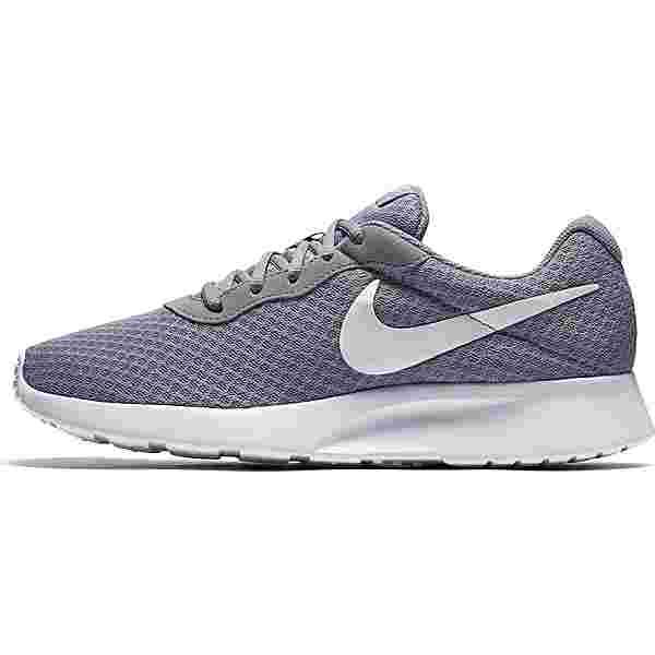 Nike Tanjun Sneaker Herren wolf grey-white