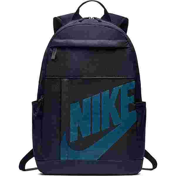 Nike Rucksack Elemental 2.0 Daypack obsidian-obsidian-green abyss