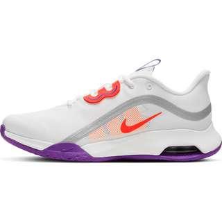 Nike AIR MAX VOLLEY Tennisschuhe Damen white-bright mango-purple pulse
