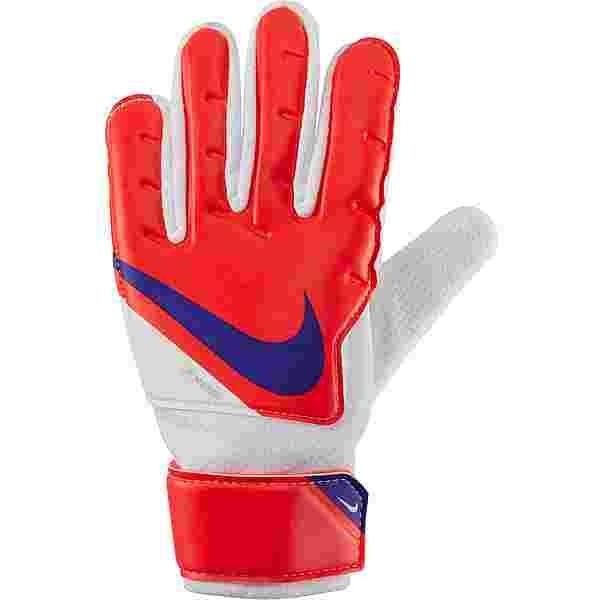 Nike Match Torwarthandschuhe Kinder bright crimson-indigo burst