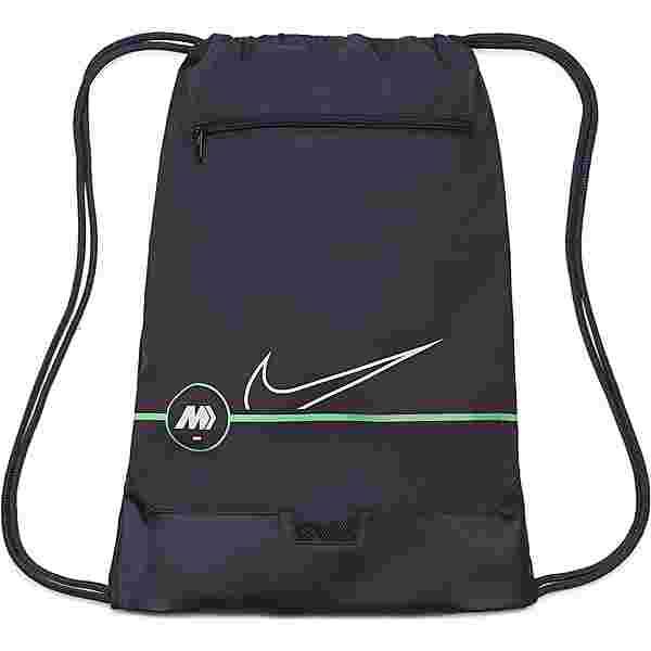 Nike Mercurial Turnbeutel dark raisin-rage green-platinum tint