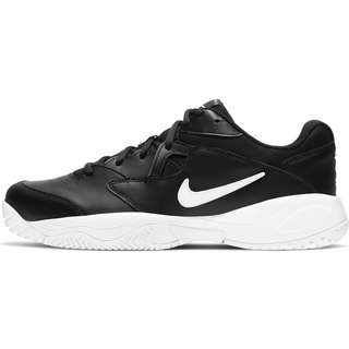 Nike Court Lite 2 Tennisschuhe Herren black-white