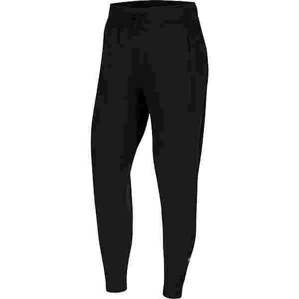 Nike Essential warm Runway Lauftights Damen black-black-reflective silv