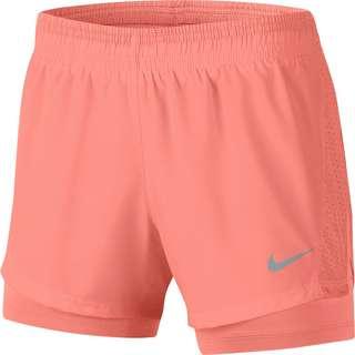 Nike 2IN1 Funktionsshorts Damen bright mango-bright mango-wolf grey