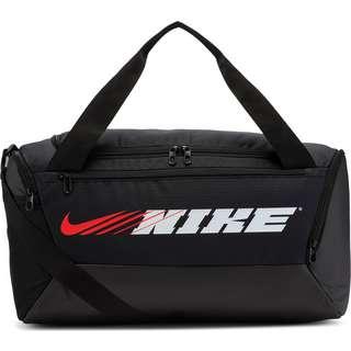 Nike Brasilia S Duffle Sporttasche black-black-white