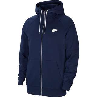 Nike NSW Modern Sweatjacke Herren midnight navy-ice silver-white-white