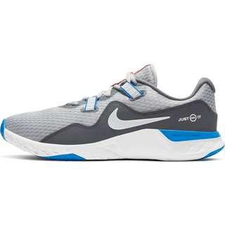 Nike RENEW RETALIATION TR 2 Fitnessschuhe Herren grey fog-grey fog-iron grey-photo blue-univ red-white