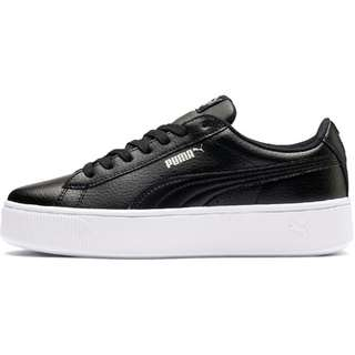 PUMA Vikky Stacked Sneaker Damen puma black-puma black