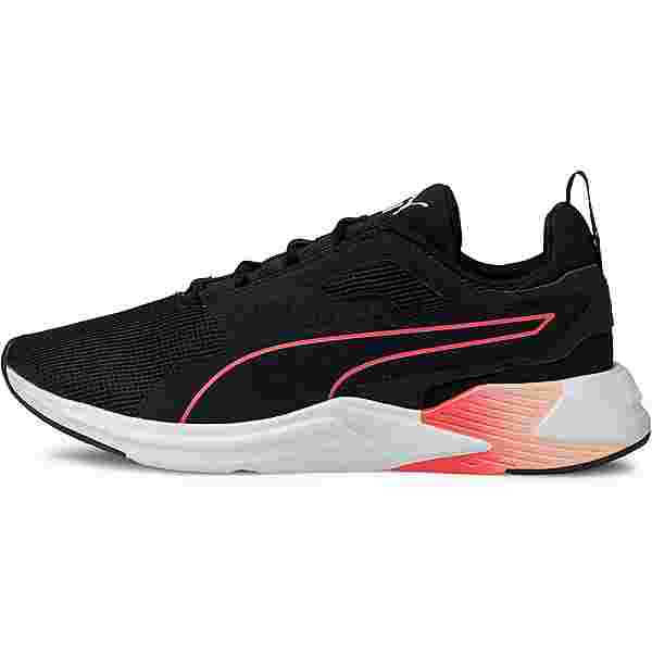 PUMA Disperse XT Fitnessschuhe Damen black-ignite pink