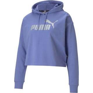 PUMA Essentials Hoodie Damen hazy blue-silver