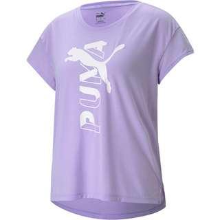 PUMA Modern Sports T-Shirt Damen light lavender