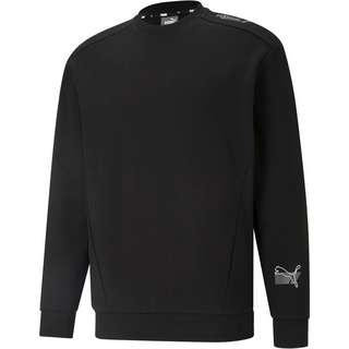 PUMA Radical Sweatshirt Herren puma black