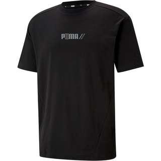 PUMA Radical T-Shirt Herren black
