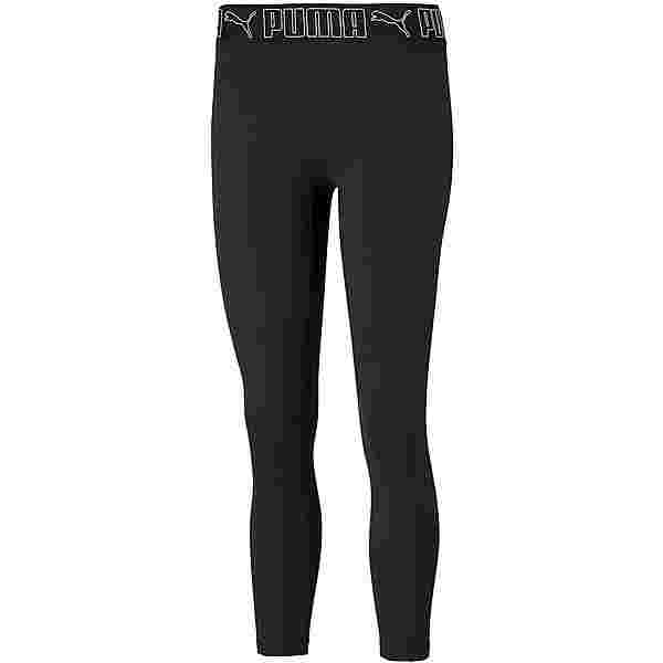 PUMA Tights Damen black