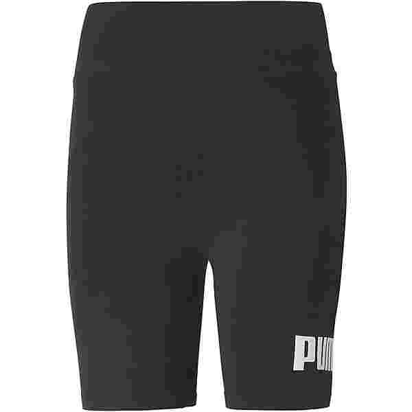 PUMA Essential Logo Leggings Damen black