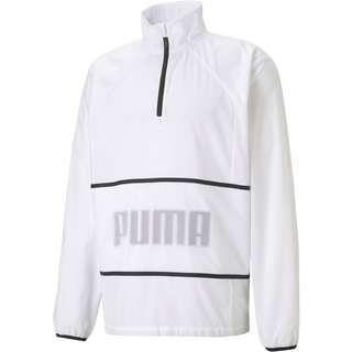 PUMA Woven Trainingsjacke Herren puma white