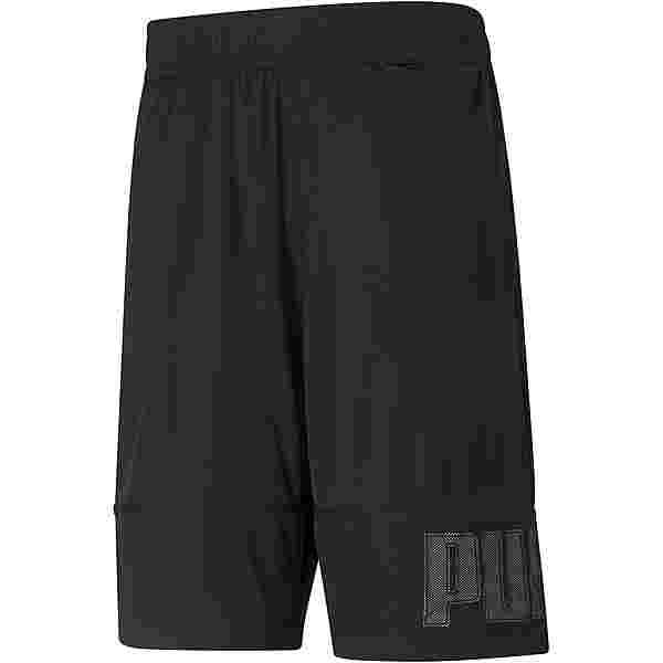 PUMA Knit 10 Funktionsshorts Herren puma black