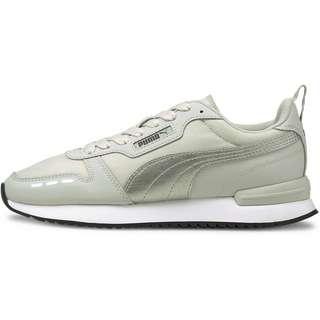 PUMA R78 Sneaker Damen gray violet-silver