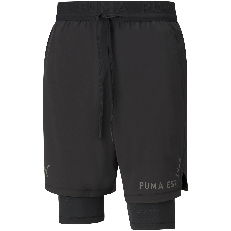 PUMA Shorts Herren