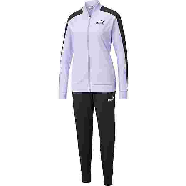 PUMA Baseball Tricot Trainingsanzug Damen light lavender