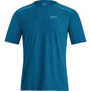 GORE® WEAR Contest Funktionsshirt Herren sphere blue-scuba blue