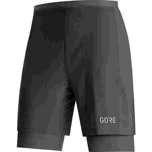 GORE® WEAR R5 Funktionsshorts Herren black