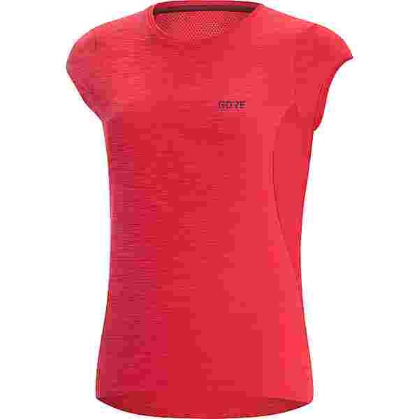 GORE® WEAR R3 D Funktionsshirt Damen hibiscus pink