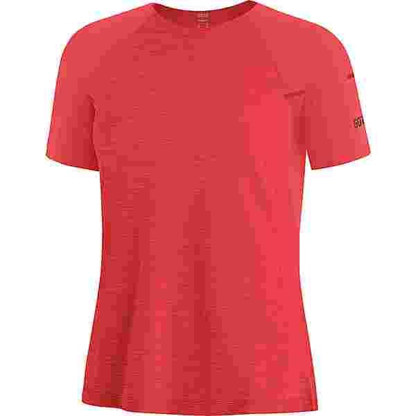 GORE® WEAR Vivid Funktionsshirt Damen hibiscus pink