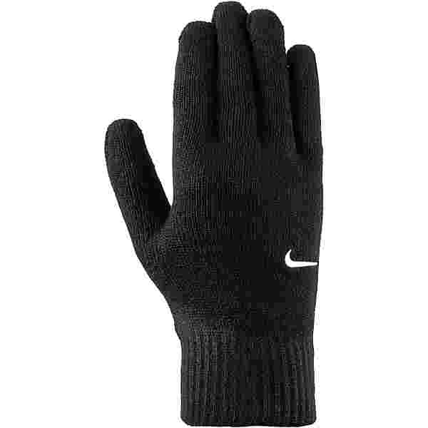 Nike Swoosh Knit 2.0 Fingerhandschuhe black-white