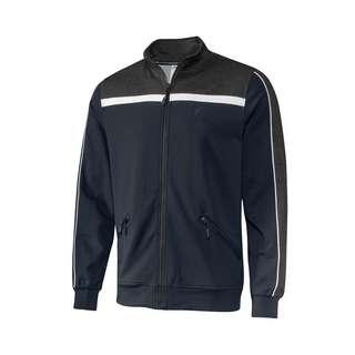 JOY sportswear HENRIK Sweatjacke Herren night/asphalt melange