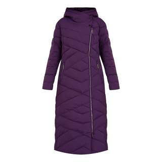 Finn Flare Steppmantel Damen violet