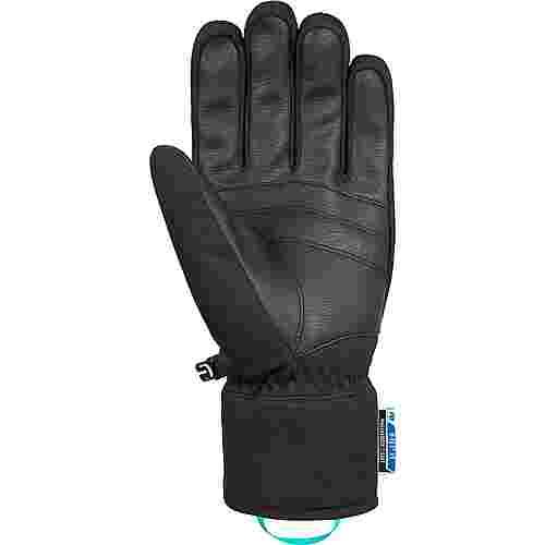 Reusch Luke R-TEX® XT Skihandschuhe black / dress blue