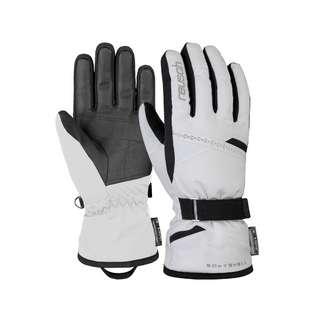 Reusch Hannah R-TEX® XT Skihandschuhe Damen white / black