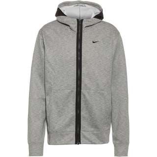 Nike Spotlight Sweatjacke Herren dark grey heather-black