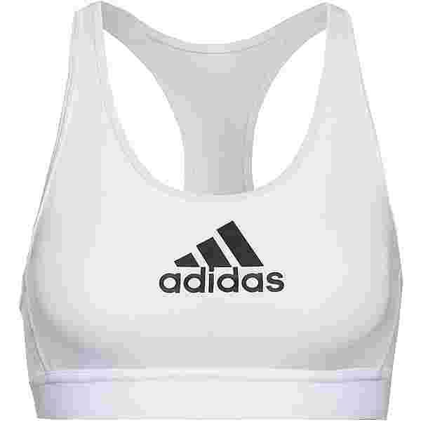 adidas DON'T REST ALPHASKIN AEROREADY BH Damen white