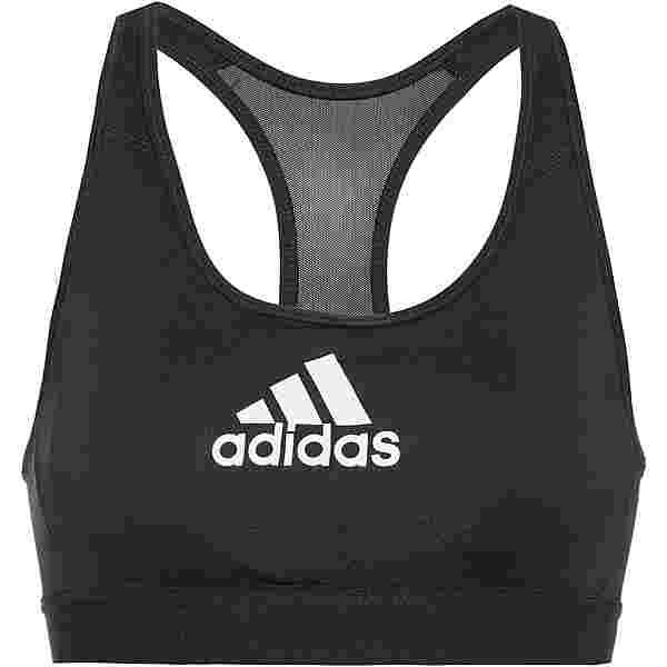 adidas DON'T REST ALPHASKIN AEROREADY BH Damen black