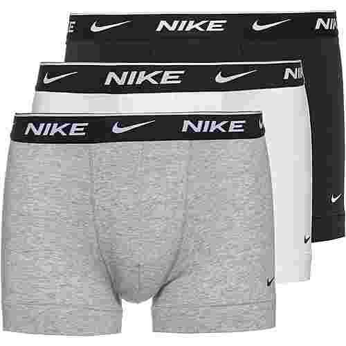 Nike Boxer Herren white-grey heather-black