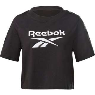 Reebok Tape Pack Croptop Damen black