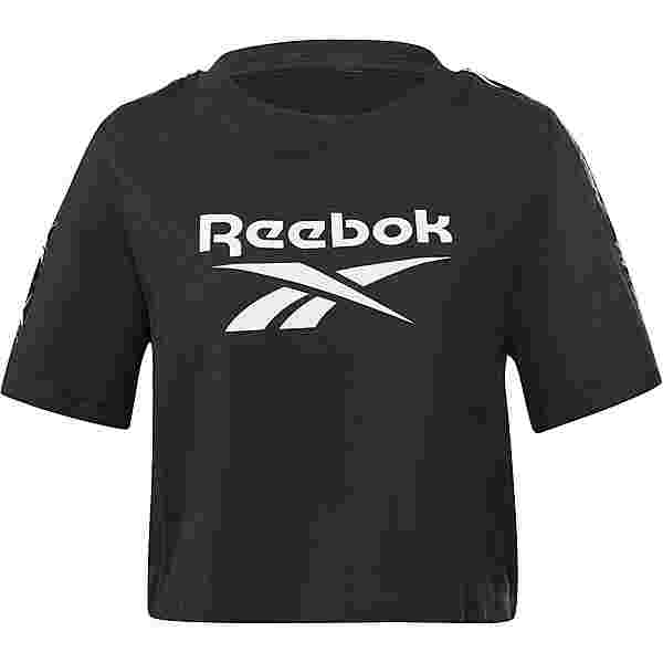 Reebok Tape Pack Croptop Damen black