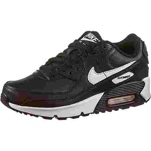 Nike Air Max 90 LTR Sneaker Kinder black-white-black