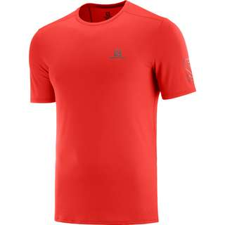 Salomon XA TRAIL Funktionsshirt Herren red