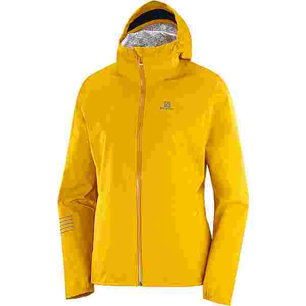 Salomon LIGHTNING Hardshelljacke Damen arrowwood