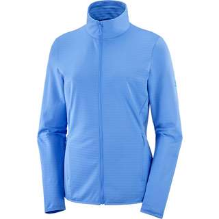 Salomon Outrack Fleecejacke Damen marina