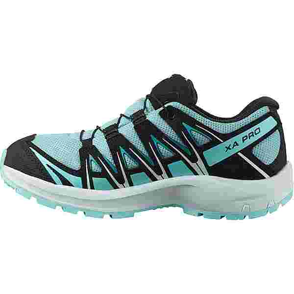 Salomon XA PRO 3D CSWP Multifunktionsschuhe Kinder pastel turquoise/black/tanager turquoise