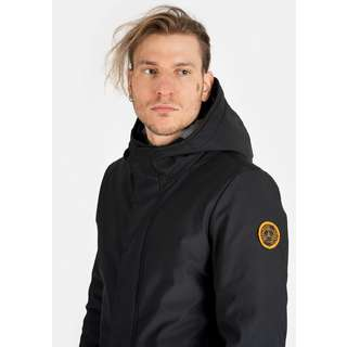 Svalbard Islands Mirko Parka Herren black